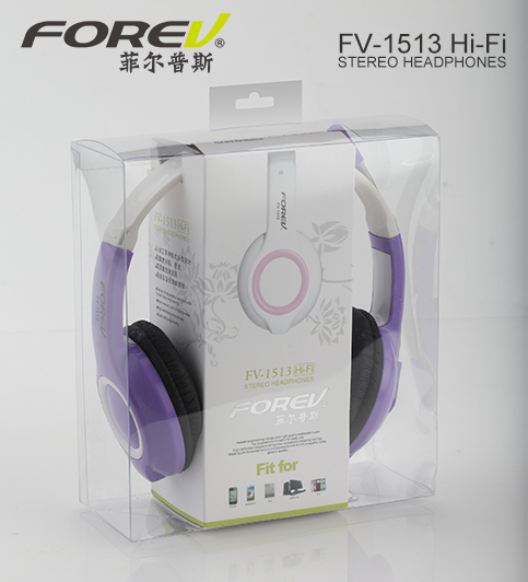 Hi-Fi Stereo Headphone with microphone in stock FV 1513