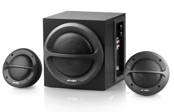 A110U F&D 2.1 multimedia speaker