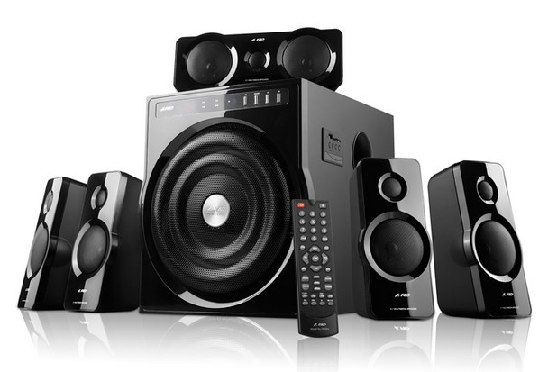 A6000U F&D 5.1 multimedia speaker