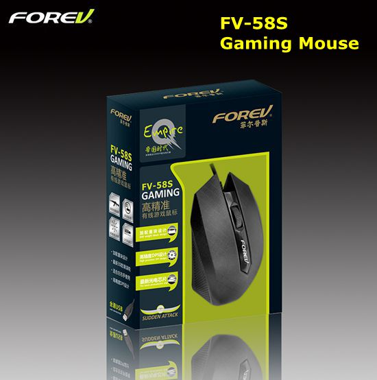 FV 58S Gaming Mouse