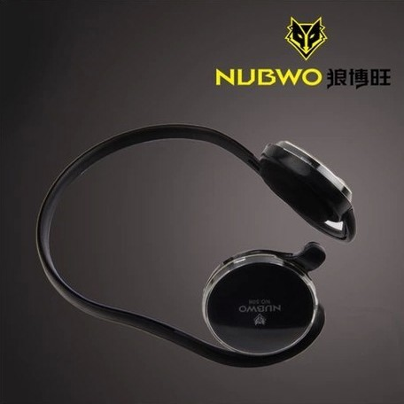 NUBWO neck hanging headphone with microphone in stock No 506